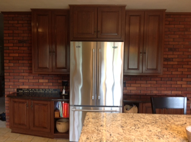 Adding Cabinets to an Existing Kitchen - Kitchens by Diane ...