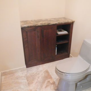 Bathroom Remodel Modern Bathroom 2653 008